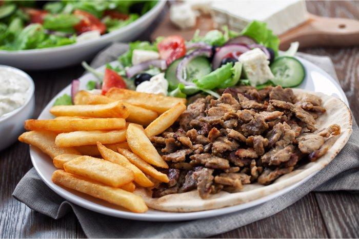 Griechische Spezialitäten in Lage | unsere Speisekarte